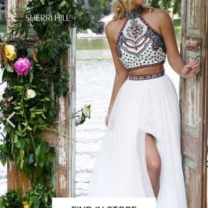 2016 Spring Collection Sherri Hill #50075